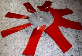 FRP Humidification Fan Image