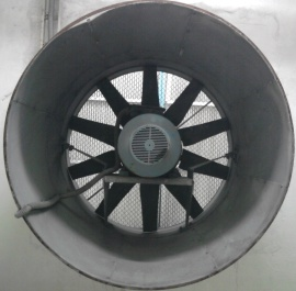 AHU Fans Assembly Image